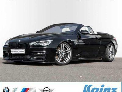 gebraucht BMW 640 Cabriolet 640 Cabrio d xDrive M Sportpaket/HUD/Komfort