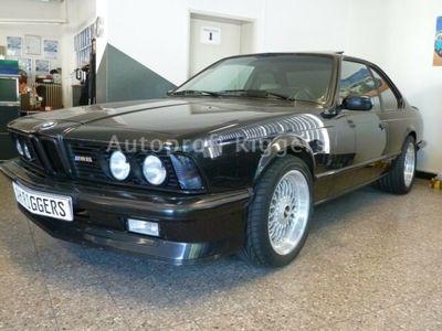 käytetty BMW M635 CSi Klima Schiebedach Standheizung