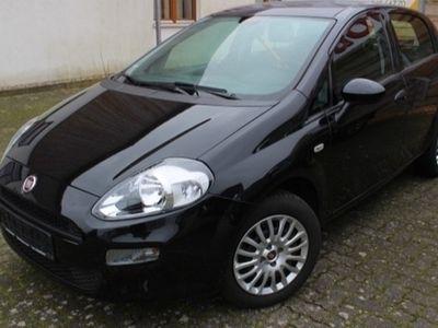 gebraucht Fiat Punto 5türig 1.4 Pop Klima