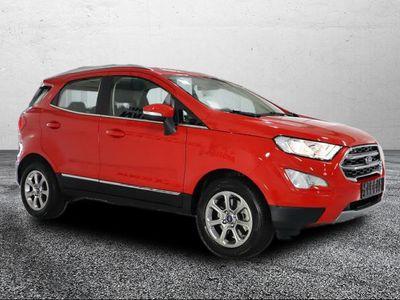 gebraucht Ford Ecosport TITANIUM NAVI LM16