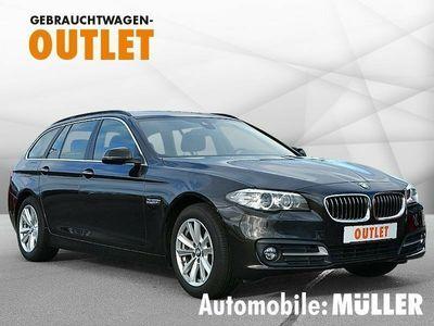 gebraucht BMW 520 - d xDrive Touring Aut.