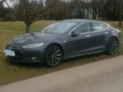 gebraucht Tesla Model S 85 Doppel Lader 21 Zoll Autopilot