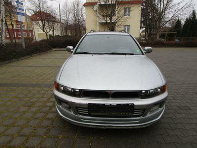 gebraucht Mitsubishi Galant 2500 V6-24 mit AHK und Klimaauto