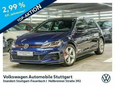 gebraucht VW Golf VII GTI 2.0 TSI 180kW