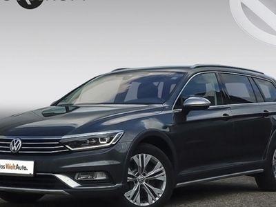 gebraucht VW Passat Alltrack 4Motion 2.0TDI DSG +NAVI+LED+