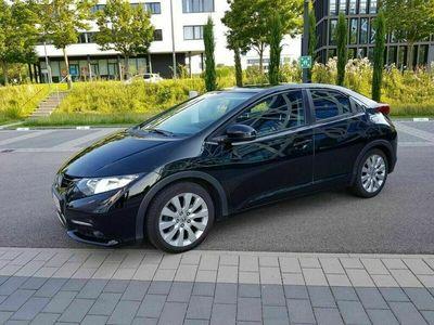 gebraucht Honda Civic Lim. 5-trg. 1.6 i-DTEC Sport Euro5 Top 1Ha