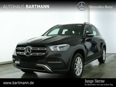 gebraucht Mercedes GLE350 d 4M AMG+PANORAMA+MBUX +DISTRONIC+COMAND AMG Line