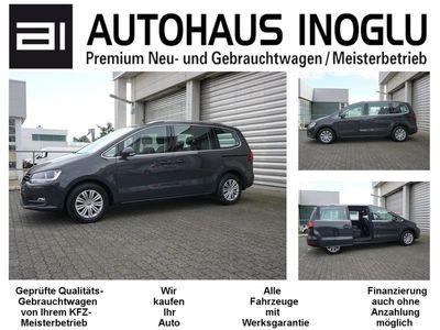 gebraucht VW Sharan 1.4 Highline 7-Si Navi TLeder Euro6