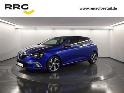 gebraucht Renault Mégane IV GT TCe 205 EDC HEAD-UP-DISPLAY