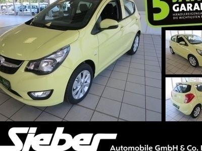gebraucht Opel Karl 1.0 Excite *Klima*Alufelgen*Bluetooth*
