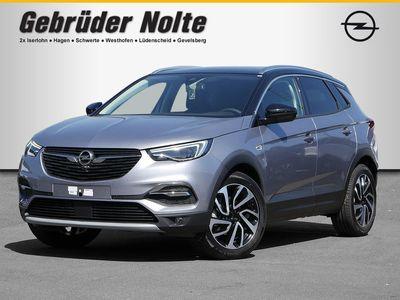 gebraucht Opel Grandland X 1.2 Turbo Ultimate SITZBELÜFTUNG