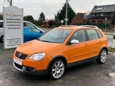gebraucht VW Polo Cross Polo IV TÜV NEU Sitzheizung