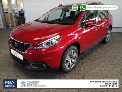 gebraucht Peugeot 2008 Active PureTech110 *Navi *GripControl *EPH *SHZ