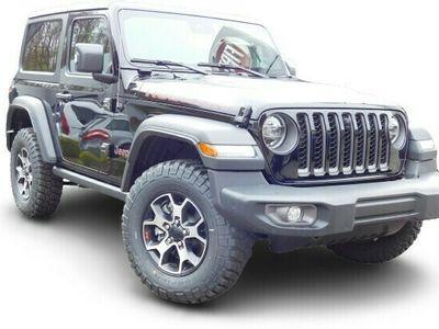 gebraucht Jeep Wrangler WranglerJL RUBICON 2.0 T-GDI 499€mtl. 270PS 4x4 NAVI LEDER