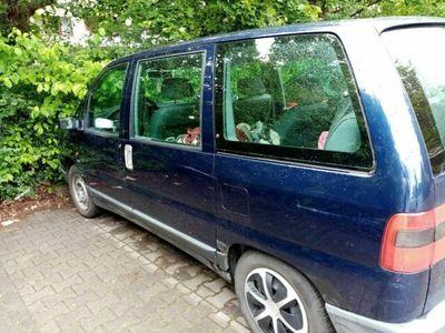 gebraucht Citroën Evasion U 6Bus 8 Sitzer, TÜV abg...