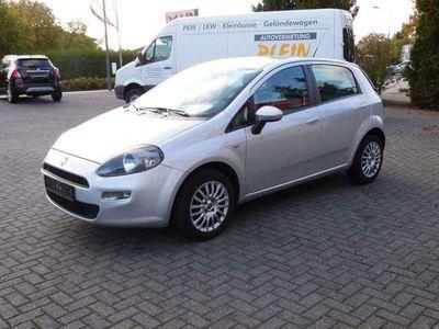 gebraucht Fiat Punto Easy 1.4 5türig Klima