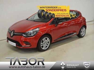 gebraucht Renault Clio 0.9 TCe 90 Limited KomfortP Bluetooth