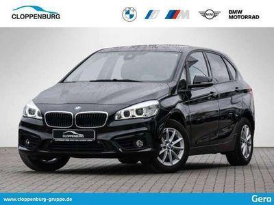gebraucht BMW 218 d xDrive AHK/Alarm/Navi Plus/Head-Up/LED - als Van/Kleinbus in Gera
