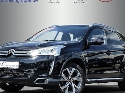 gebraucht Citroën C4 Aircross 4WD 1.6 HDI Exclusive
