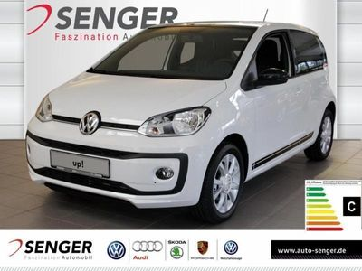gebraucht VW up! up! club1,0 Klimaauto. Sitzheizung