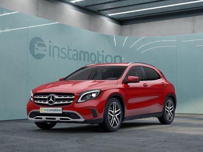 gebraucht Mercedes GLA220 GLA 2204M Urban AHK Standhz. LED Navi Kamera DA