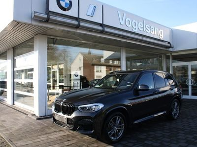 gebraucht BMW X3 xDrive20i M Sport HiFi LED RFK AHK Shz PDC