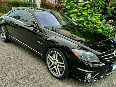 gebraucht Mercedes CL63 AMG AMG 7G-TRONIC