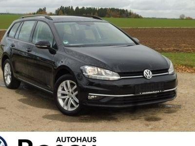 gebraucht VW Golf VII Variant 1.6 TDI Comfortline DSG PDC ACC
