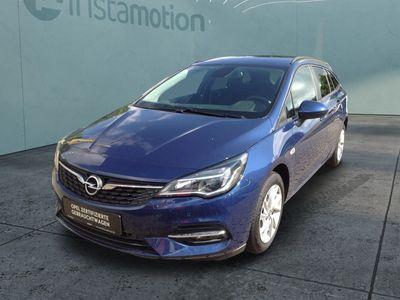 gebraucht Opel Astra AstraST 1.2 Turbo Edition Klimaautomatik