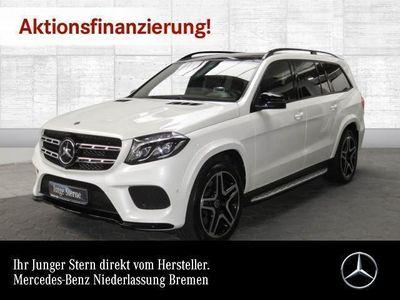 gebraucht Mercedes GLS350 d 4M AMG Fahrass 360° Airmat Stdhzg HUD