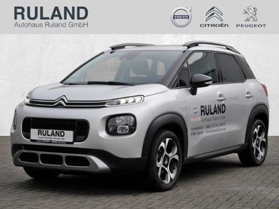 gebraucht Citroën C3 Aircross Shine Stop&Start Navi Klima Touchscreen