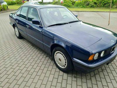 gebraucht BMW 524 td kein Rost