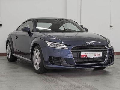gebraucht Audi TT Coupé 1.8 TFSI S tronic media sound Paket KLI