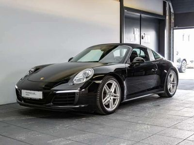 gebraucht Porsche 911 Targa 4 991 3.0 Sportsitze PDK Sitzheizung