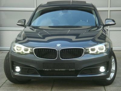 gebraucht BMW 318 Gran Turismo d Aut. LED Navi Panorama PDC