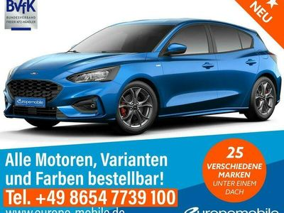 gebraucht Ford Focus COOL & CONNECT (D6 Basic) 1.0 EcoBoost MHEV 125 M6