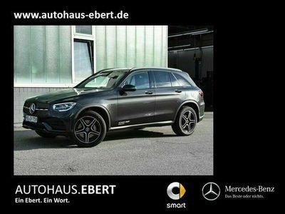 gebraucht Mercedes GLC300 e 4M+AMG-Line+Night-Paket+Navi+LED+Shzg als SUV/Geländewagen/Pickup in Weinheim