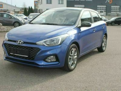 gebraucht Hyundai i20 1.0 T-GD?16 Zoll ALU, Tow Tone Dach