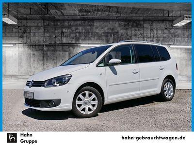 gebraucht VW Touran Cup 1.6TDI DSG Clima Parklenkassistent