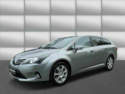gebraucht Toyota Avensis 2.2 D-4D DPF Executive Modellpflege