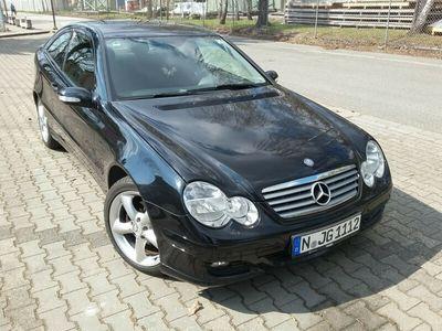 gebraucht Mercedes CLC180 2.Hd. C 180 203 CL Sportcoupe