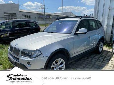 gebraucht BMW X3 xDrive 20d Edition Lifestyle / Klima / Xenon