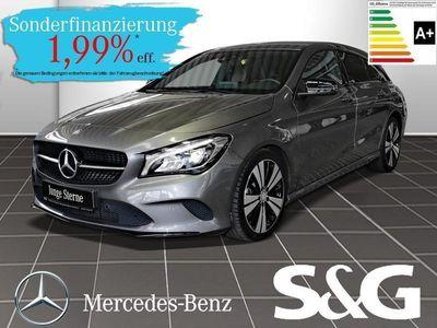 gebraucht Mercedes CLA200 Shooting Brake d URBAN RüKa/Nav/Tempomat