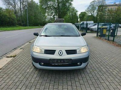 gebraucht Renault Mégane II Lim. 3-türig Authentique Confort