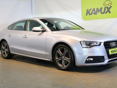 gebraucht Audi A5 Sportback 2.0 TDI Aut. EU6 S-Line +Alcantara Sportsitze +Xenon Plus +Navi +Infotainment-Paket