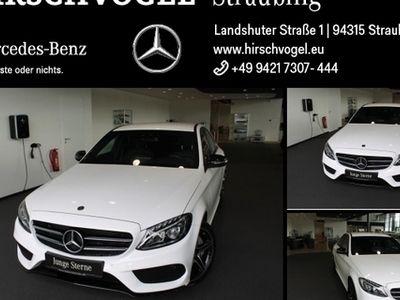 gebraucht Mercedes C400 4M