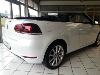 gebraucht VW Golf Cabriolet 1.6 TDI, LOUNGE, Xenon, Navi