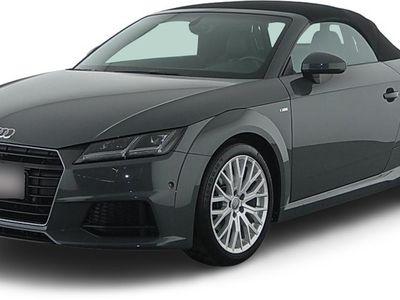 gebraucht Audi TT Roadster TT 1.8 TFSI S tro. LederNaviAssistent