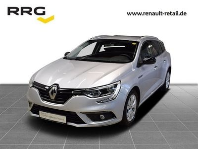 gebraucht Renault Mégane GRANDTOUR 4 1.3 TCE 140 LIMITED DELUXE AU