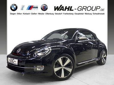 gebraucht VW Beetle Xenon WLAN RFK Tempomat Klimaaut. PDC